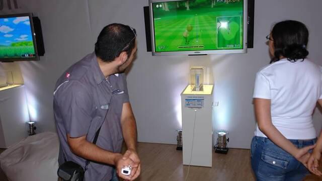 Wii se presenta en España