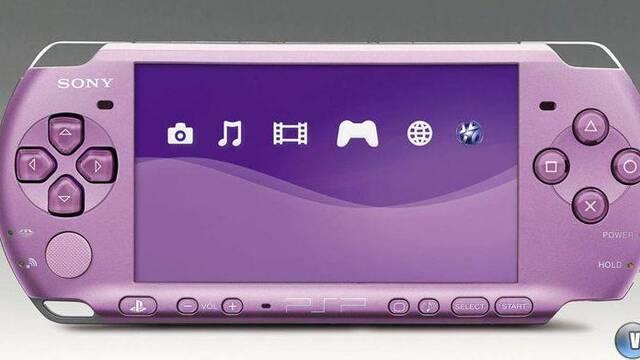 Hannah Montana y una PSP púrpura para llegar a las chicas