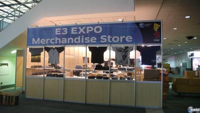 E3: Primeras imágenes y vídeo del interior del E3