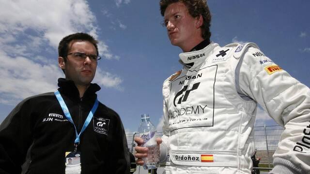 El ganador de la GT Academy está en el podio del campeonato de GT4