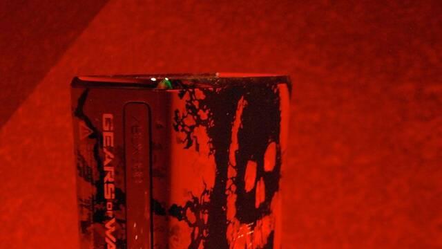 Una Xbox 360 especial de Gears of War 3