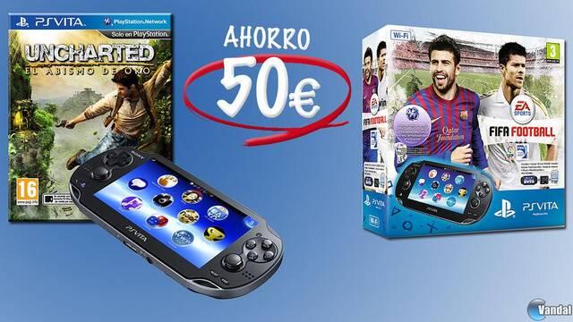 Sony anuncia nuevos packs de PS Vita por tiempo limitado
