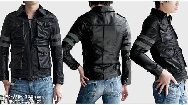 Más imágenes de la chaqueta que vendrá con la edición de 1.000 € de Resident Evil 6