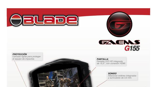 Blade presenta GAEMS G155, un accesorio de transporte para Xbox 360 y PlayStation 3