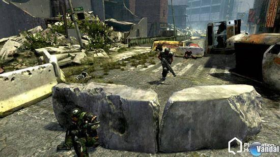 No Man's Land ofrece acción bélica integrada en PlayStation Home