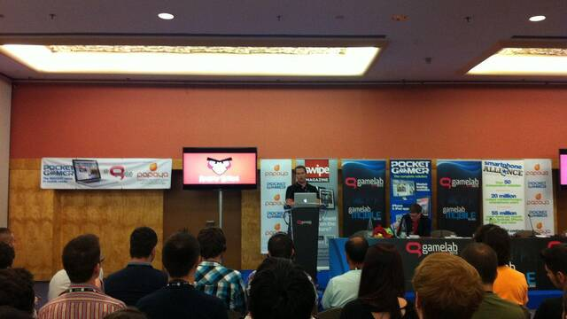 Gamelab Mobile: Teemu Huuhtanen de Rovio nos cuenta cómo Angry Birds se convirtió en un éxito