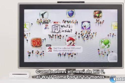 El Miiverse será el nuevo uso de los Mii en Wii U