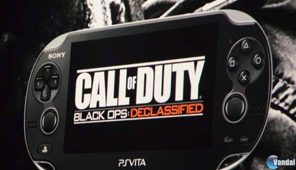 Call of Duty Black Ops: Declassified anunciado para PSVita