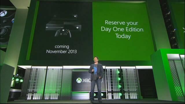 Xbox One costará 499 euros y llegará en noviembre