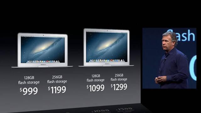 El nuevo MacBook Air tiene batería de hasta 12 horas