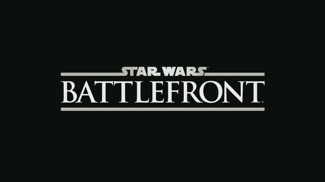 EA hace oficial Star Wars: Battlefront