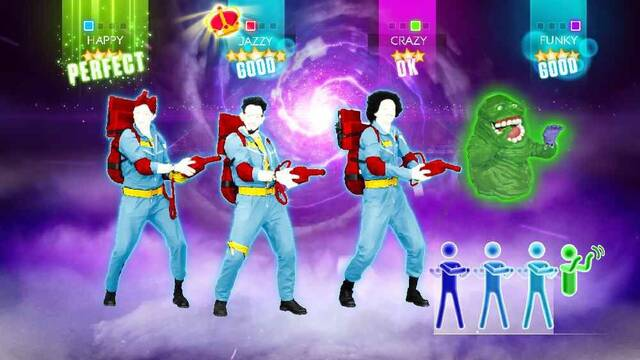 Anunciado oficialmente Just Dance 2014