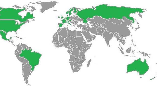 Microsoft lista los países iniciales donde estará disponible Xbox One