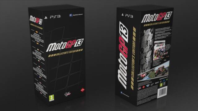 MotoGP 13 tendrá una edición para coleccionistas