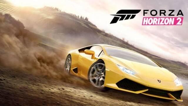 Anunciado Forza Horizon 2 para Xbox One y Xbox 360