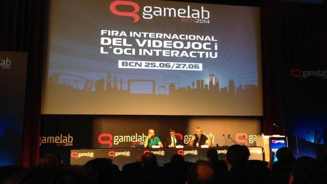 Crónica: Primer día de Gamelab