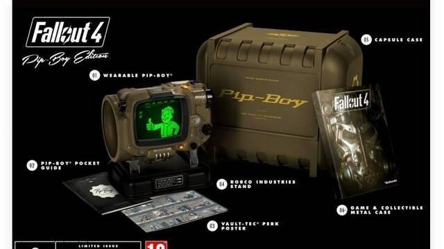 La edición coleccionista de Fallout 4 será exclusiva de GAME en España