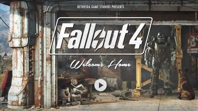 Fallout 4 es anunciado de forma oficial y nos muestra su primer tráiler