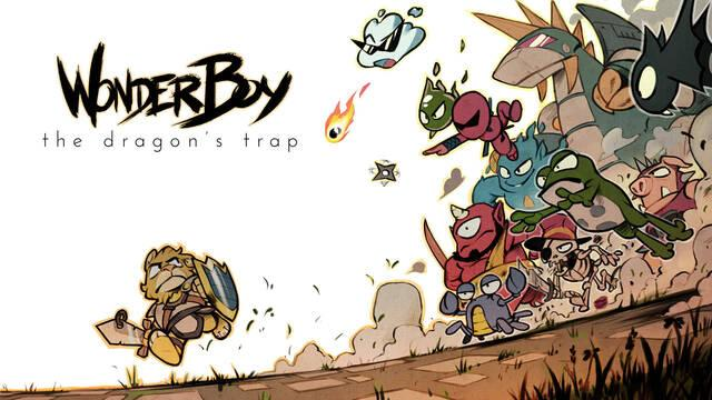 Anunciado Wonder Boy: The Dragon's Trap; presenta su primer tráiler