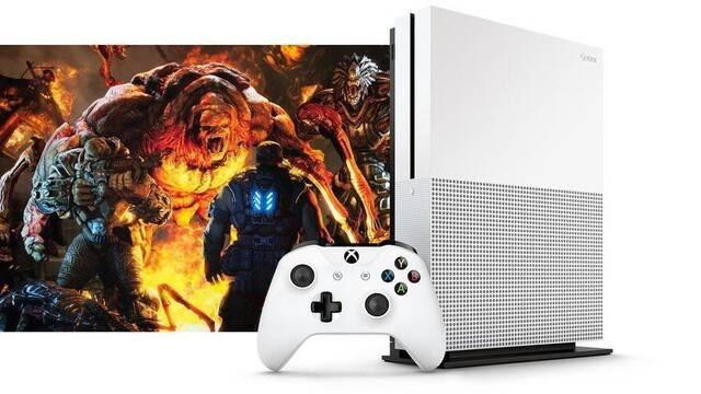 Filtrada  la Xbox One Slim, un 40% más pequeña