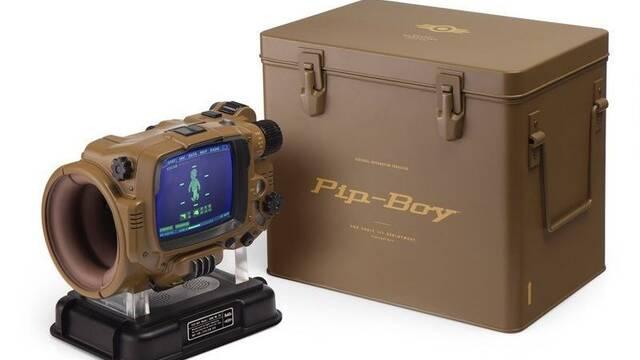 Bethesda presenta una nueva edición limitada de Fallout 4 y el PipBoy