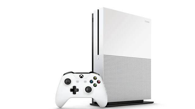 Xbox One S triunfa en su lanzamiento británico