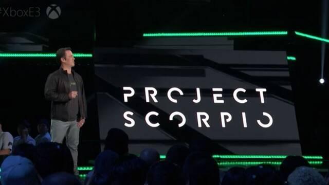 Phil Spencer afirma que 'los juegos first-party serán vitales' en Scorpio