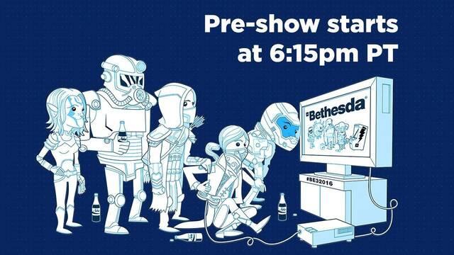 Sigue aquí en directo la conferencia del E3 de Bethesda