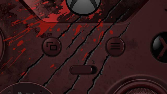 Así es el mando especial de Gears of War 4