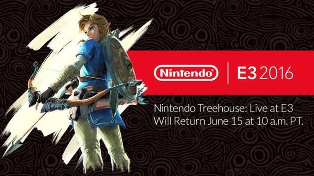 Sigue aquí en directo la segunda retransmisión de Nintendo para el E3