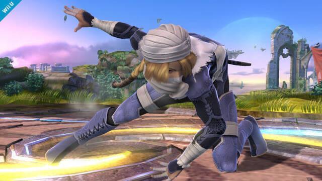 Nintendo no descarta la posibilidad de un spin-off de The Legend of Zelda protagonizado por Sheik