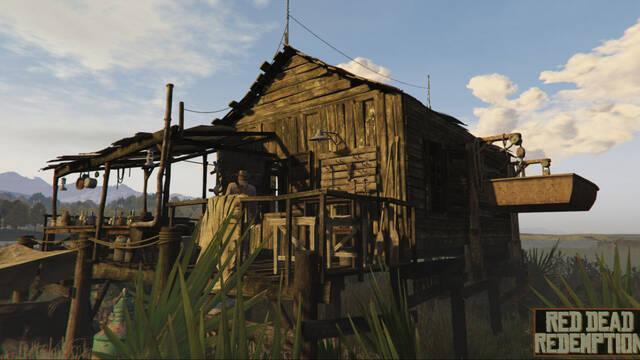 Aparece una imagen de un nuevo Red Dead Redemption en el portafolio de un artista