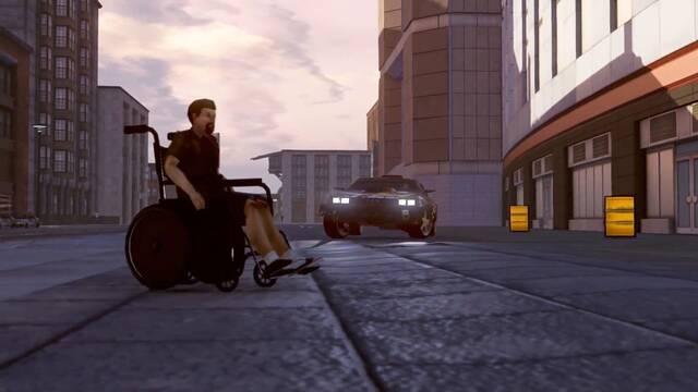 Carmageddon: Max Damage presenta sus atropellos a los transeúntes con sillas de ruedas