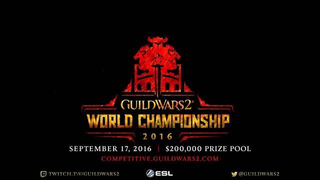 Guild Wars 2 anuncia su Campeonato Mundial para el próximo 17 de septiembre