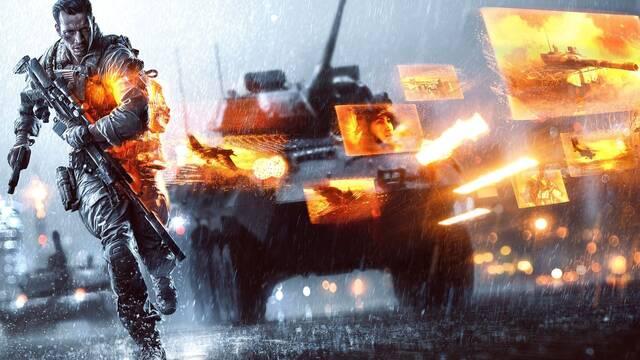 La saga Battlefield recibirá una nueva interfaz de usuario