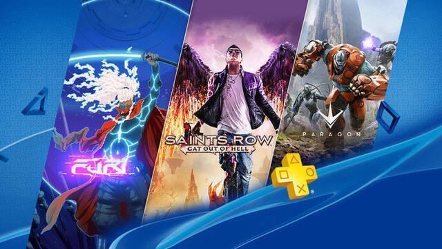 Ya están disponibles los juegos de PlayStation Plus del mes de julio