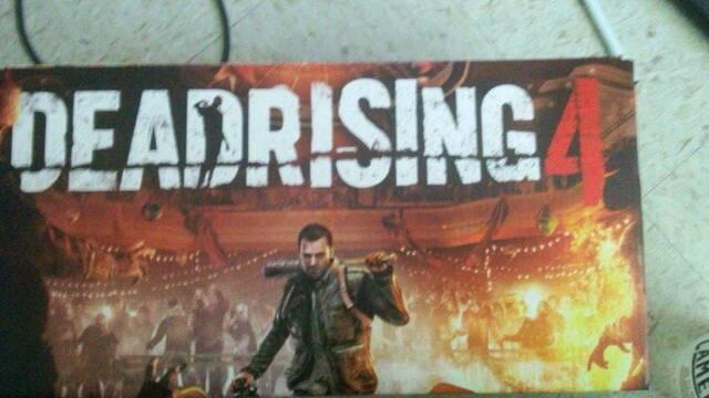 Filtrada la posible cuarta parte de 'Dead Rising'