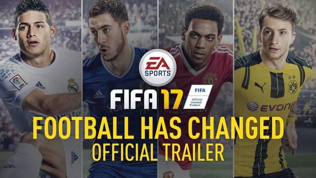 Primer adelanto de FIFA 17