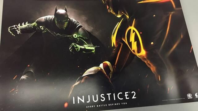 Nuevos indicios del posible Injustice 2