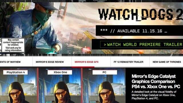 Watch Dogs 2 se lanzará el 15 de noviembre, según una filtración