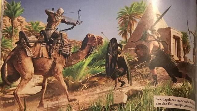 Assassin's Creed Origins se lanzará el 27 de octubre