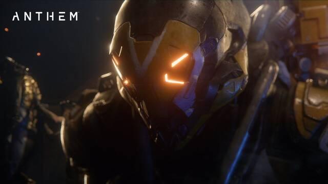 Anthem es lo nuevo de BioWare; primer teaser