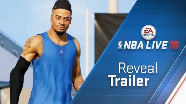 NBA Live 18 muestra su primer tráiler