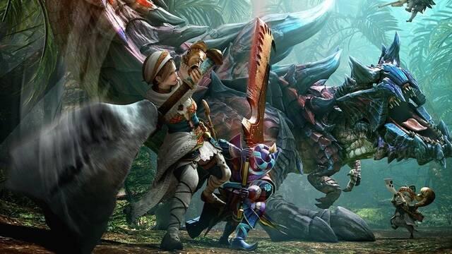 Capcom registra la marca Monster Hunter: World en Estados Unidos