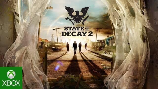 State of Decay 2 se lanzará en primavera de 2018
