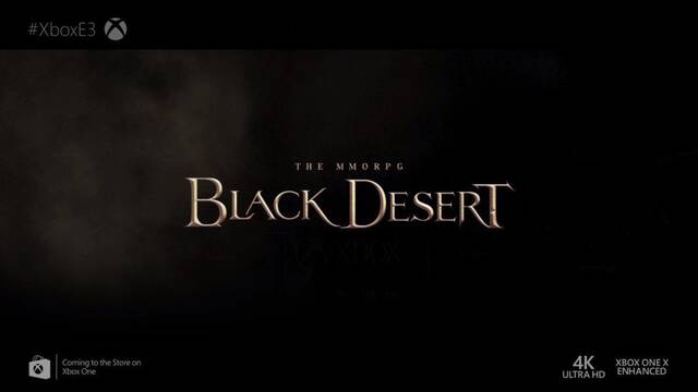 Black Desert Online llegará a Xbox One en Acceso anticipado