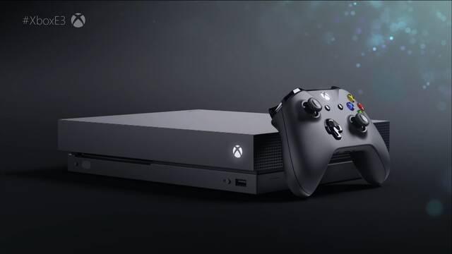 El precio final de Xbox One X será de 499 euros