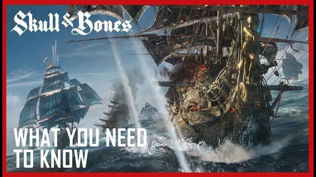 Anunciado Skull & Bones, un juego de batallas navales multijugador