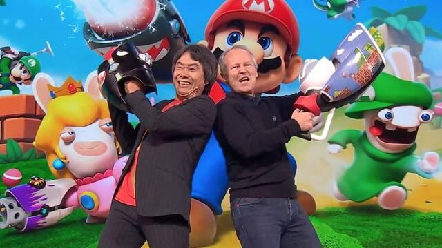 Anunciado oficialmente Mario + Rabbids Kingdom Battle en el E3