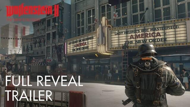 E3 2017: Anunciado Wolfenstein 2 ambientado en una América nazi